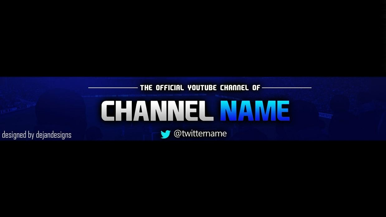 Youtube Banner Template Photoshop Beautiful 12 In Banner Template Psd