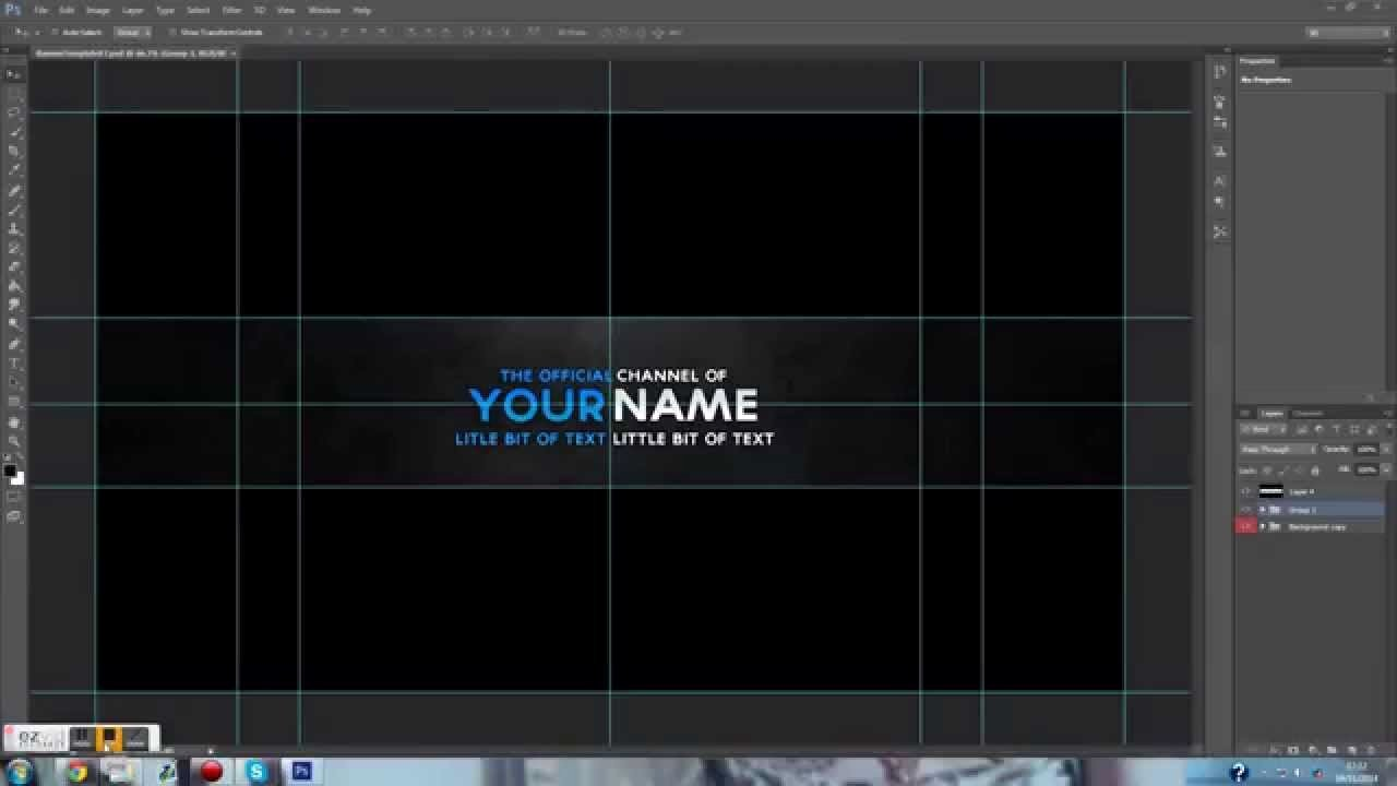 Youtube Banner Template Psd Best Of 14 Banner Psd T Free Banner