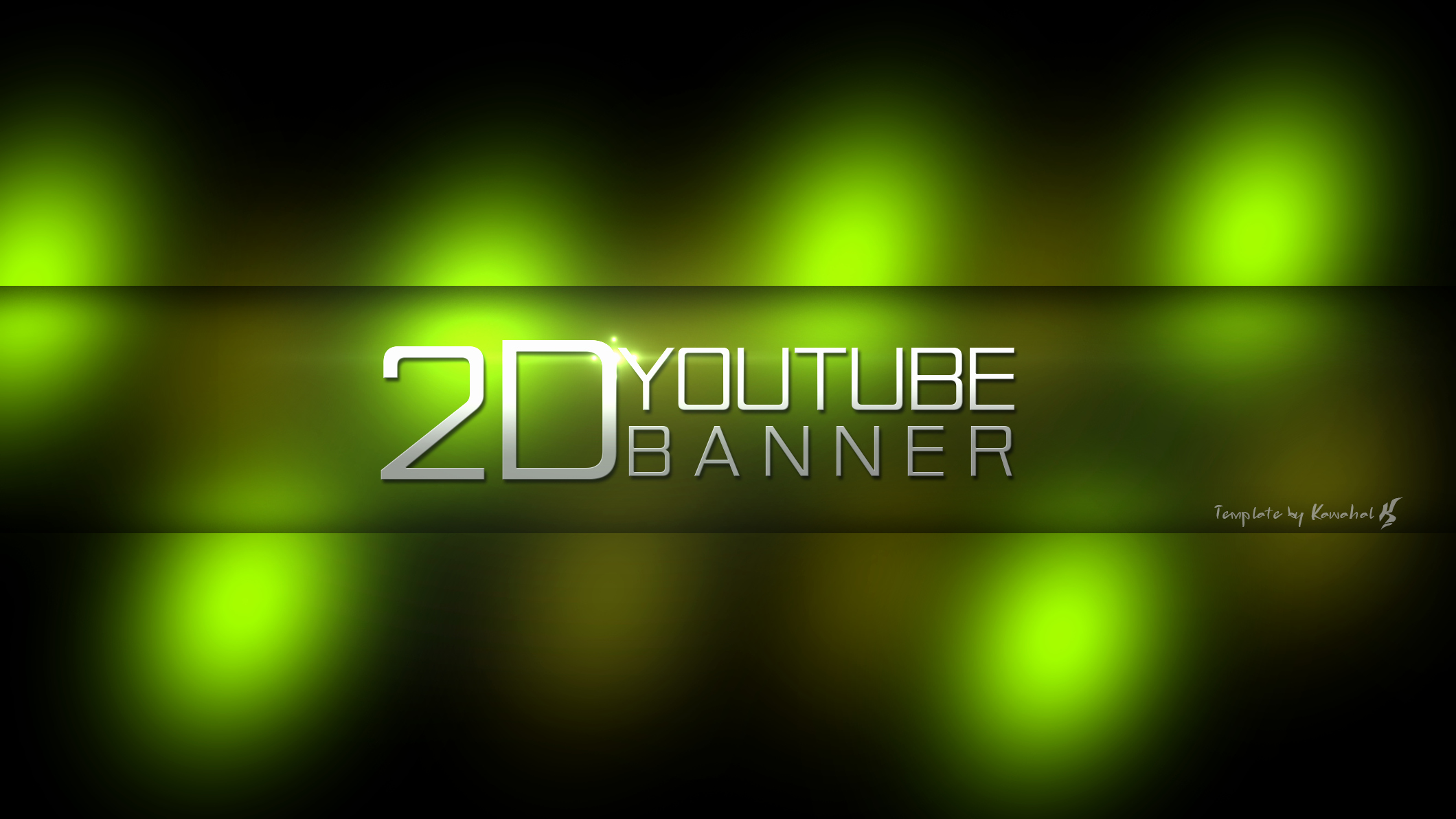 Youtube Banner Template Psd Best Of 2d Youtube Banner Template Psd by Style P On Deviantart