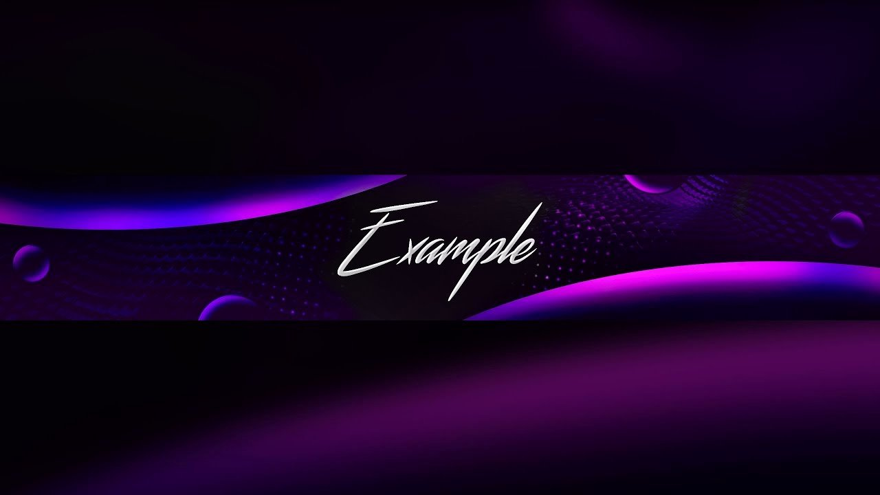 Youtube Banner Template Psd Luxury New Free 2018 Banner Template Free