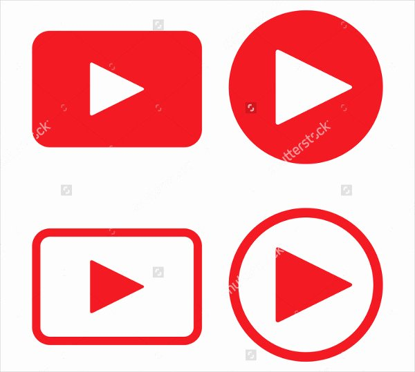 Youtube Channel Icon Template Beautiful Icon 165 Free Psd Ai Eps Vector format Download