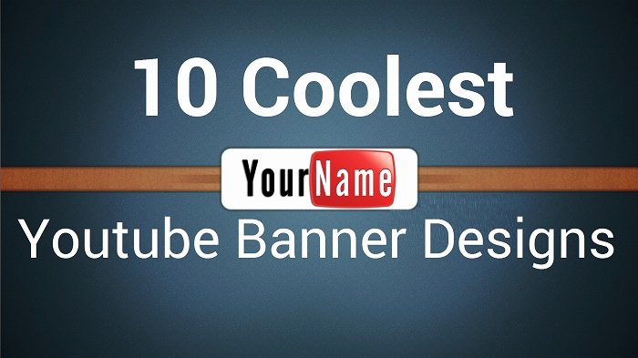 Youtube Channel Logo Template New 10 Coolest Banner Designs for Your Inspiration