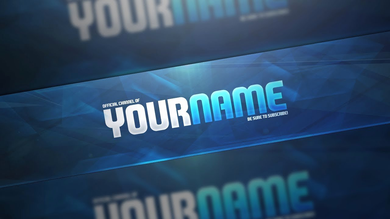 Youtube Gaming Banner Template Beautiful Free Gaming Banner Template Speedart